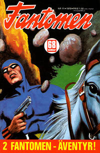 Cover Thumbnail for Fantomen (Semic, 1963 series) #11/1970