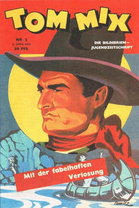 Cover Thumbnail for Tom Mix (Norbert Hethke Verlag, 1992 series) #2/1953