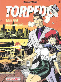 Cover Thumbnail for Torpedo (Carlsen Comics [DE], 1988 series) #5 - Man lebt nur zweimal