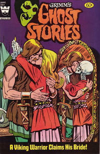 Cover Thumbnail for Grimm's Ghost Stories (Western, 1972 series) #60 [White Logo Variant]