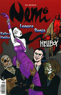 Cover Thumbnail for Nemi (Schibsted, 2006 series) #3/2006