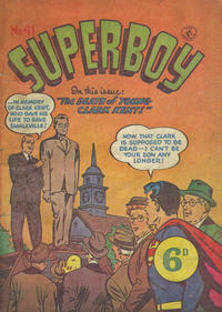 Cover Thumbnail for Superboy (K. G. Murray, 1949 series) #41