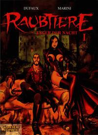 Cover Thumbnail for Raubtiere (Carlsen Comics [DE], 2002 series) #1
