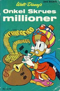 Cover Thumbnail for Donald Pocket (Hjemmet / Egmont, 1968 series) #1 - Onkel Skrues millioner [1. opplag]
