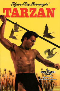 Cover Thumbnail for Edgar Rice Burroughs' Tarzan: The Jesse Marsh Years (Dark Horse, 2009 series) #10