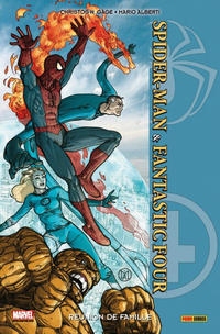 Cover Thumbnail for 100% Marvel : Spider-Man & Fantastic Four (Panini France, 2011 series)