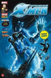 Cover Thumbnail for Astonishing X-Men (Panini France, 2005 series) #69