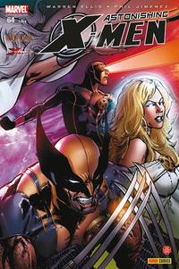 Cover Thumbnail for Astonishing X-Men (Panini France, 2005 series) #64