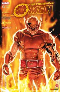 Cover Thumbnail for Astonishing X-Men (Panini France, 2005 series) #63