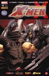 Cover Thumbnail for Astonishing X-Men (Panini France, 2005 series) #62