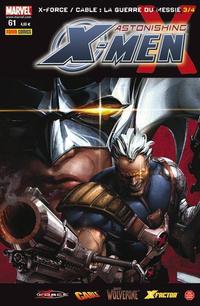 Cover Thumbnail for Astonishing X-Men (Panini France, 2005 series) #61