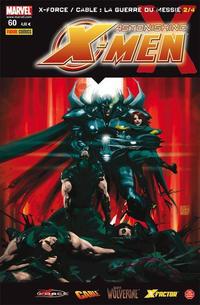 Cover Thumbnail for Astonishing X-Men (Panini France, 2005 series) #60