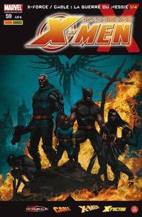 Cover Thumbnail for Astonishing X-Men (Panini France, 2005 series) #59