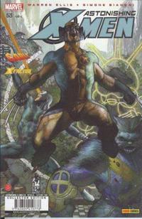 Cover Thumbnail for Astonishing X-Men (Panini France, 2005 series) #53