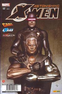 Cover Thumbnail for Astonishing X-Men (Panini France, 2005 series) #52