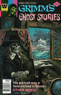 Cover Thumbnail for Grimm's Ghost Stories (Western, 1972 series) #40 [Whitman Logo]
