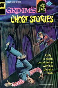 Cover Thumbnail for Grimm's Ghost Stories (Western, 1972 series) #19 [Whitman Variant]