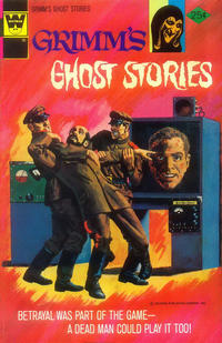 Cover Thumbnail for Grimm's Ghost Stories (Western, 1972 series) #22 [Whitman Variant]