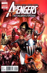 Cover Thumbnail for Avengers: The Children's Crusade (Marvel, 2010 series) #9