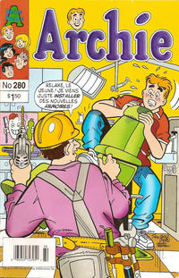 Cover Thumbnail for Archie (Editions Héritage, 1971 series) #280