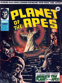 Cover Thumbnail for Planet of the Apes (Marvel UK, 1974 series) #46