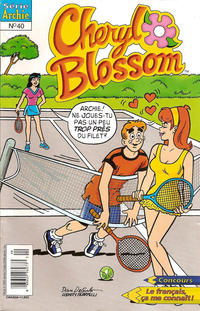 Cover for Cheryl Blossom (Editions Héritage, 1996 series) #40