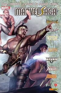 Cover Thumbnail for Marvel Saga (Panini France, 2009 series) #7