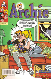 Cover Thumbnail for Archie (Editions Héritage, 1971 series) #325