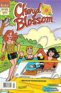 Cover Thumbnail for Cheryl Blossom (Editions Héritage, 1996 series) #20