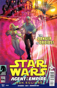 Cover Thumbnail for Star Wars: Agent of the Empire - Iron Eclipse (Dark Horse, 2011 series) #4