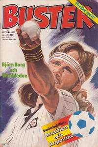 Cover Thumbnail for Buster (Semic, 1970 series) #13/1982