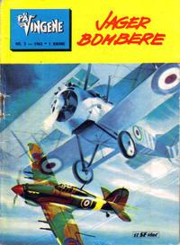 Cover Thumbnail for På Vingene (Serieforlaget / Se-Bladene / Stabenfeldt, 1963 series) #3/1963