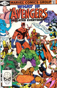 Cover Thumbnail for What If? (Marvel, 1977 series) #29 [Direct]