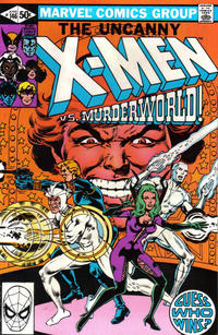 Cover Thumbnail for The Uncanny X-Men (Marvel, 1981 series) #146 [Direct]