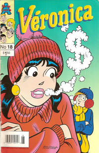 Cover Thumbnail for Véronica (Editions Héritage, 1993 series) #18