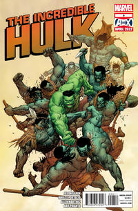 Cover Thumbnail for The Incredible Hulk (Marvel, 2011 series) #6