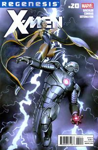 Cover Thumbnail for X-Men (Marvel, 2010 series) #20