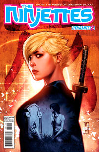 Cover Thumbnail for The Ninjettes (Dynamite Entertainment, 2012 series) #2