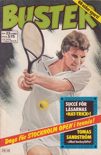 Cover Thumbnail for Buster (Semic, 1970 series) #22/1982
