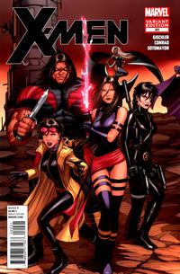 Cover for X-Men (Marvel, 2010 series) #20