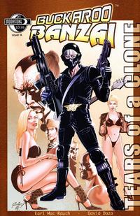 Cover Thumbnail for Buckaroo Banzai: Tears of a Clone (Moonstone, 2012 series) #1