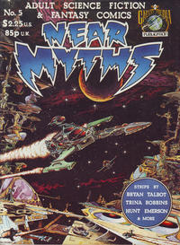Cover Thumbnail for Near Myths (Galaxy Media, 1978 ? series) #5