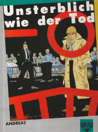 Cover Thumbnail for Carlsen Lux (Carlsen Comics [DE], 1990 series) #3 - Unsterblich wie der Tod