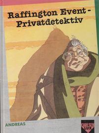 Cover Thumbnail for Carlsen Lux (Carlsen Comics [DE], 1990 series) #11 - Raffington Event - Privatdetektiv