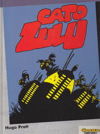 Cover Thumbnail for Carlsen Lux (Carlsen Comics [DE], 1990 series) #20 - Cato Zulu