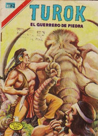 Cover Thumbnail for Turok (Editorial Novaro, 1969 series) #140