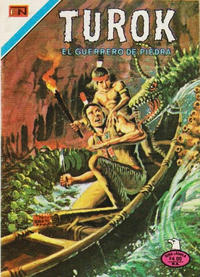 Cover Thumbnail for Turok (Editorial Novaro, 1969 series) #163