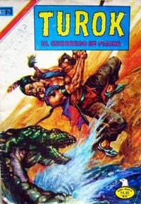 Cover Thumbnail for Turok (Editorial Novaro, 1969 series) #167
