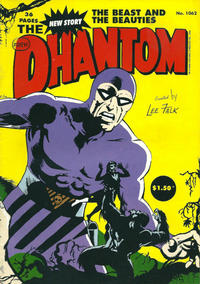 Cover Thumbnail for The Phantom (Frew Publications, 1948 series) #1062
