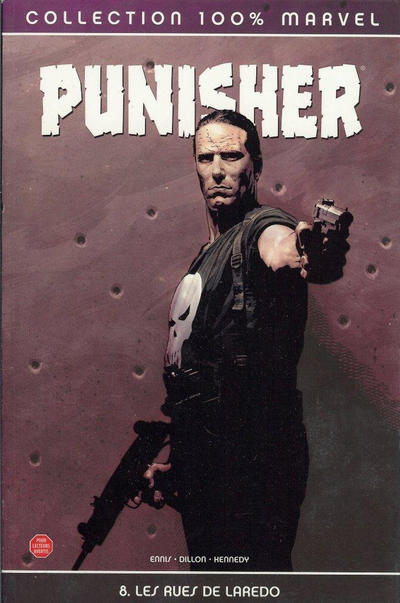 Cover for 100% Marvel : Punisher (Panini France, 2000 series) #8